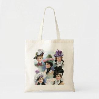 Vintage Ladies Fashion Victorian Bag