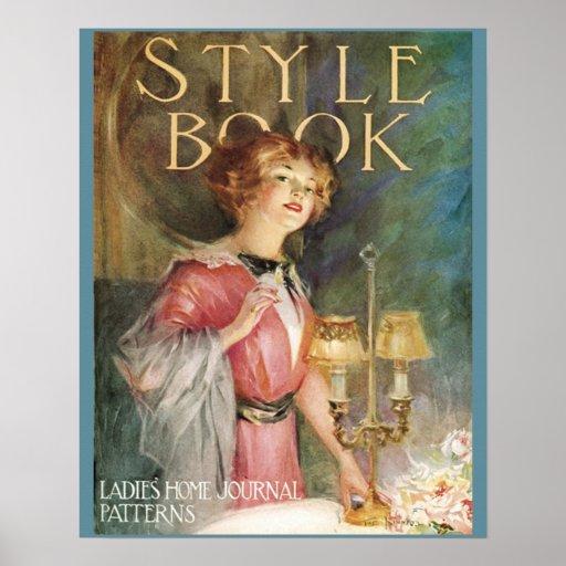 Vintage Ladies' Home Journal Poster