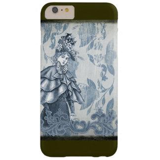 Vintage Lady Black & White iPhone / iPad case