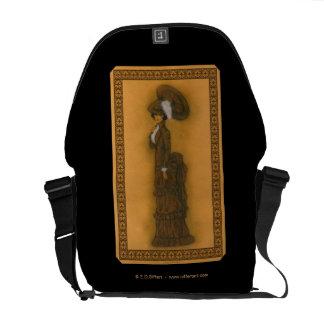 Vintage Lady Commuter Bag