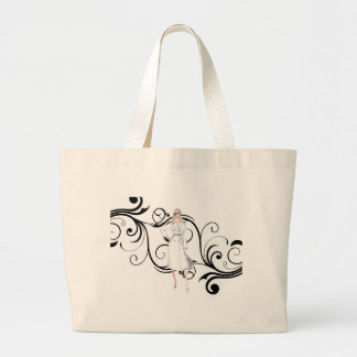 Vintage Lady Hangbag Bags