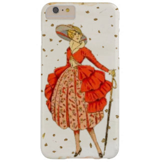 Vintage Lady iPhone / iPad case