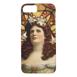 Vintage Lady Phone Cases