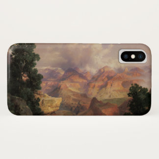 Vintage Landscape, Grand Canyon by Thomas Moran iPhone X Case