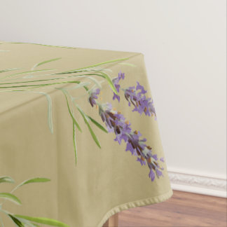 Vintage Lavender pattern Tablecloth