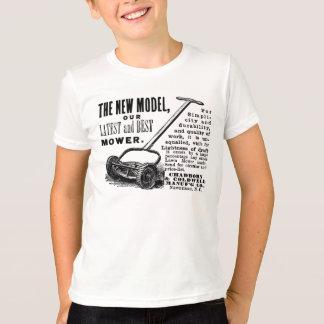 Vintage lawn mower advert T-Shirt
