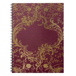 Vintage Leather Bound Book