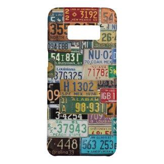 Vintage License Plates Case-Mate Samsung Galaxy S8 Case