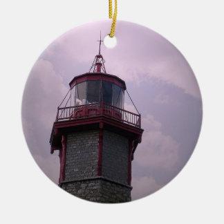 Vintage Light House - Toronto Centre Island Ornament