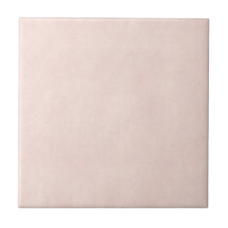 Vintage Light Rose Pink Parchment Look Old Paper Tile