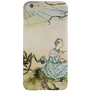Vintage Little Miss Muffet by Arthur Rackham Barely There iPhone 6 Plus Case
