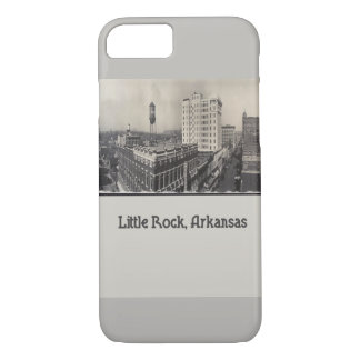 Vintage Little Rock Arkansas iPhone 7 Case