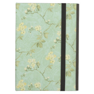 Vintage little yellow flowers iPad Air Case