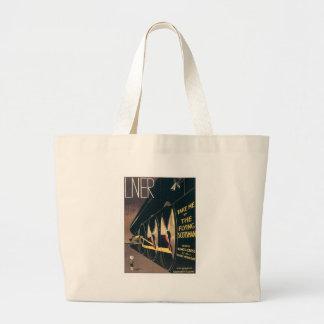 Vintage LNER Railway Bag