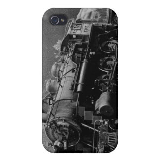 Vintage Locomotive Engine 1385 Case For The iPhone 4