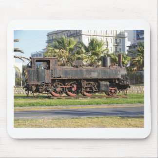 Vintage Locomotive Mouse Pad