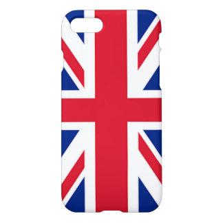 vintage london fashion british flag union jack iPhone 7 case