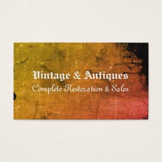 Vintage Look - Business Card