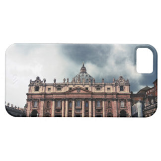 Vintage look Vatican print iPhone 5 Case