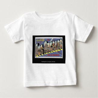 Vintage Los Angeles California Vintage Tee Shirts
