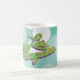 Vintage Los Angeles Logo Magic Mug