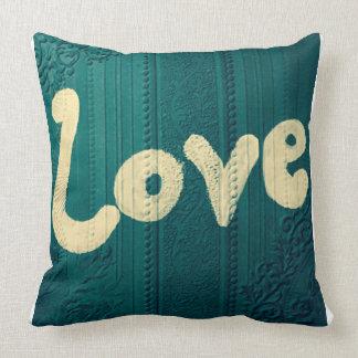 Vintage Love cushion