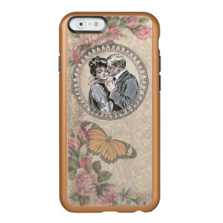 Vintage Love Romantic Wedding Valentine Incipio Feather® Shine iPhone 6 Case