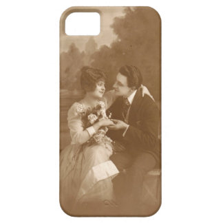 Vintage Lovers iPhone 5 Case