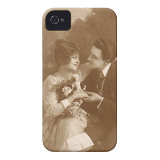 Vintage Lovers iPhone 4 Covers