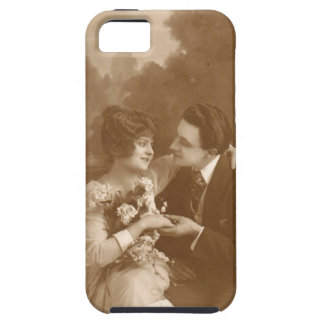 Vintage Lovers iPhone 5 Cover