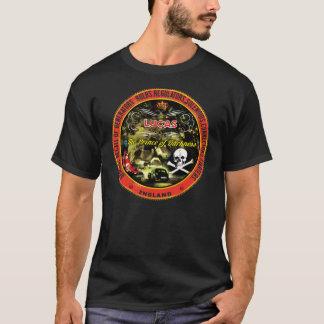 Vintage Lucas Electronics sign T-Shirt