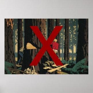 Vintage Lumberjacks Posters