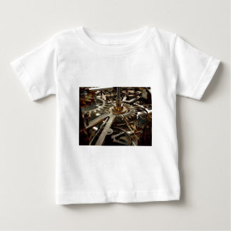 VINTAGE Machinery Rotor Gear T Shirts