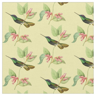 Hummingbird Fabric For Upholstery Quilting Amp Crafts