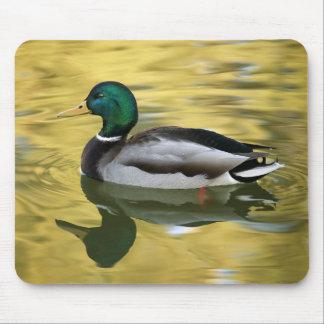 Vintage Mallard Duck Mousepad