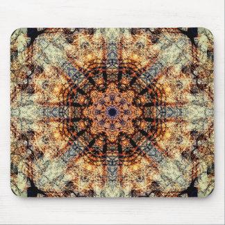 Vintage Mandala Art Mouse Pad