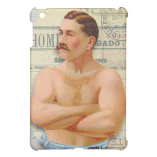 Vintage Manly Man  iPad Mini Cover