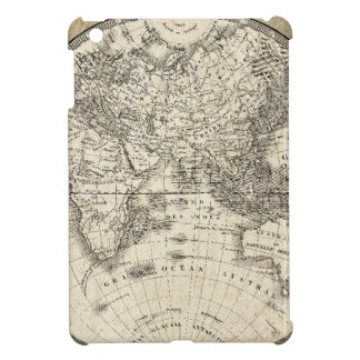 Vintage Map Of Europe and Asia iPad Mini Cover