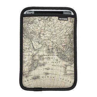 Vintage Map Of Europe and Asia iPad Mini Sleeve
