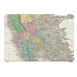 Vintage Map of Greece (1827) iPad Mini Covers