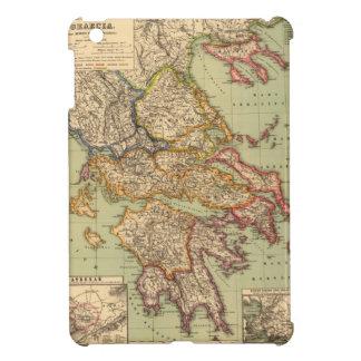 Vintage Map of Greece (1903) iPad Mini Covers