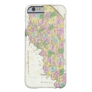 Vintage Map of Kentucky (1827) Barely There iPhone 6 Case