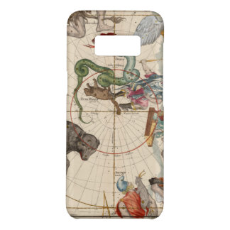 Vintage Map of the North Pole Case-Mate Samsung Galaxy S8 Case