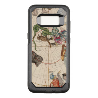 Vintage Map of the North Pole OtterBox Commuter Samsung Galaxy S8 Case