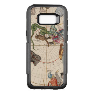 Vintage Map of the North Pole OtterBox Commuter Samsung Galaxy S8+ Case