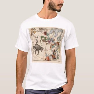 Vintage Map of the North Pole T-Shirt