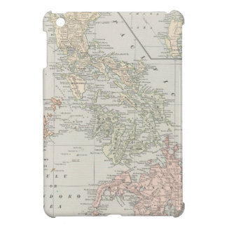 Vintage Map of The Philippine Islands (1901) iPad Mini Covers