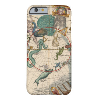 Vintage Map of the South Pole Barely There iPhone 6 Case