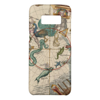 Vintage Map of the South Pole Case-Mate Samsung Galaxy S8 Case
