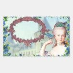 Vintage Marie Antoinette Stickers
